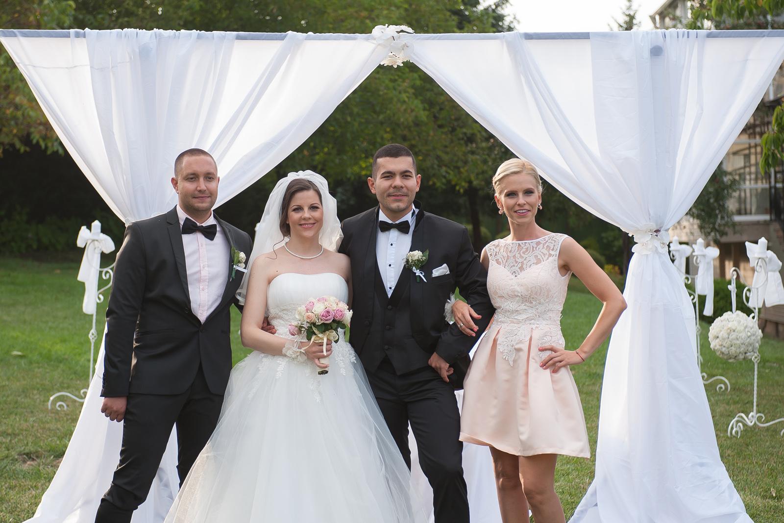 Сватбата на Сиси и Иво