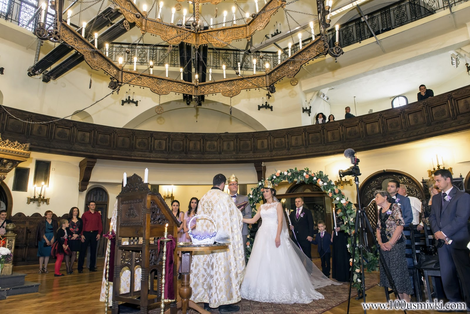 Сватбата на Светла и Пламен